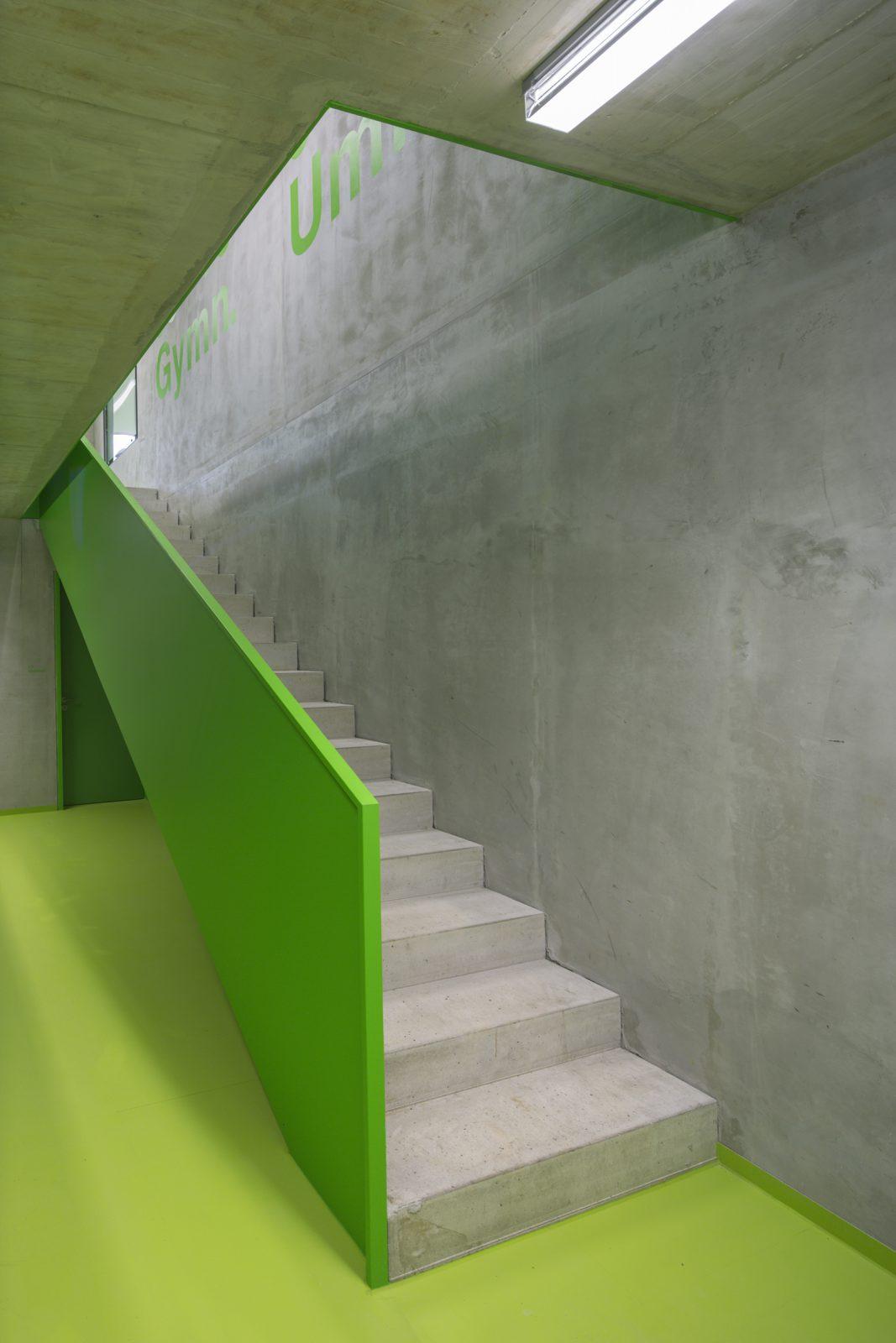 Treppe UG