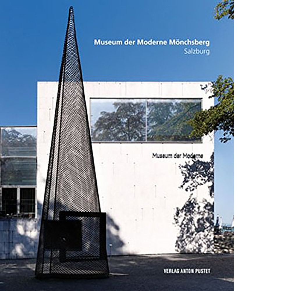 Buch cover Museum der Moderne Verlag Pustet 2012