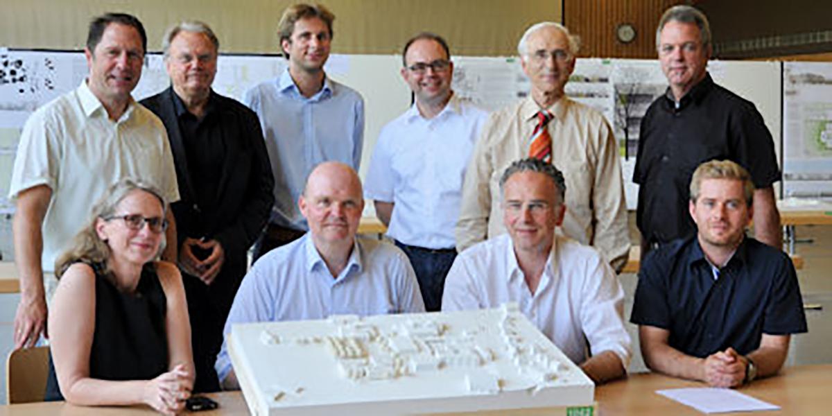 15_07_06 Neubau der Robert-Boehringer-Gemeinschaftsschule_Planer und Jury
