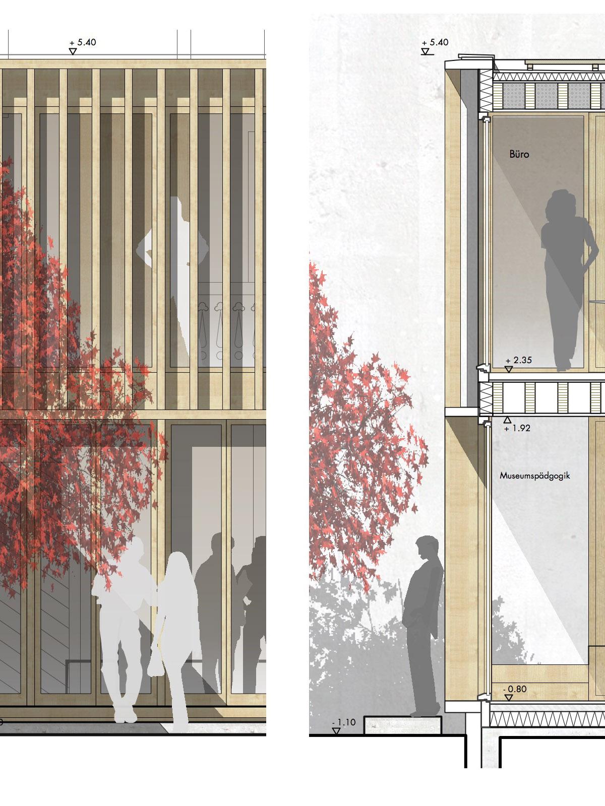 Detail-Wettbewerb-Werdenfels-Museum-Garmisch-Partenkirchen-3.Preis-2013-© Friedrich-Poerschke-Zwink-Architekten