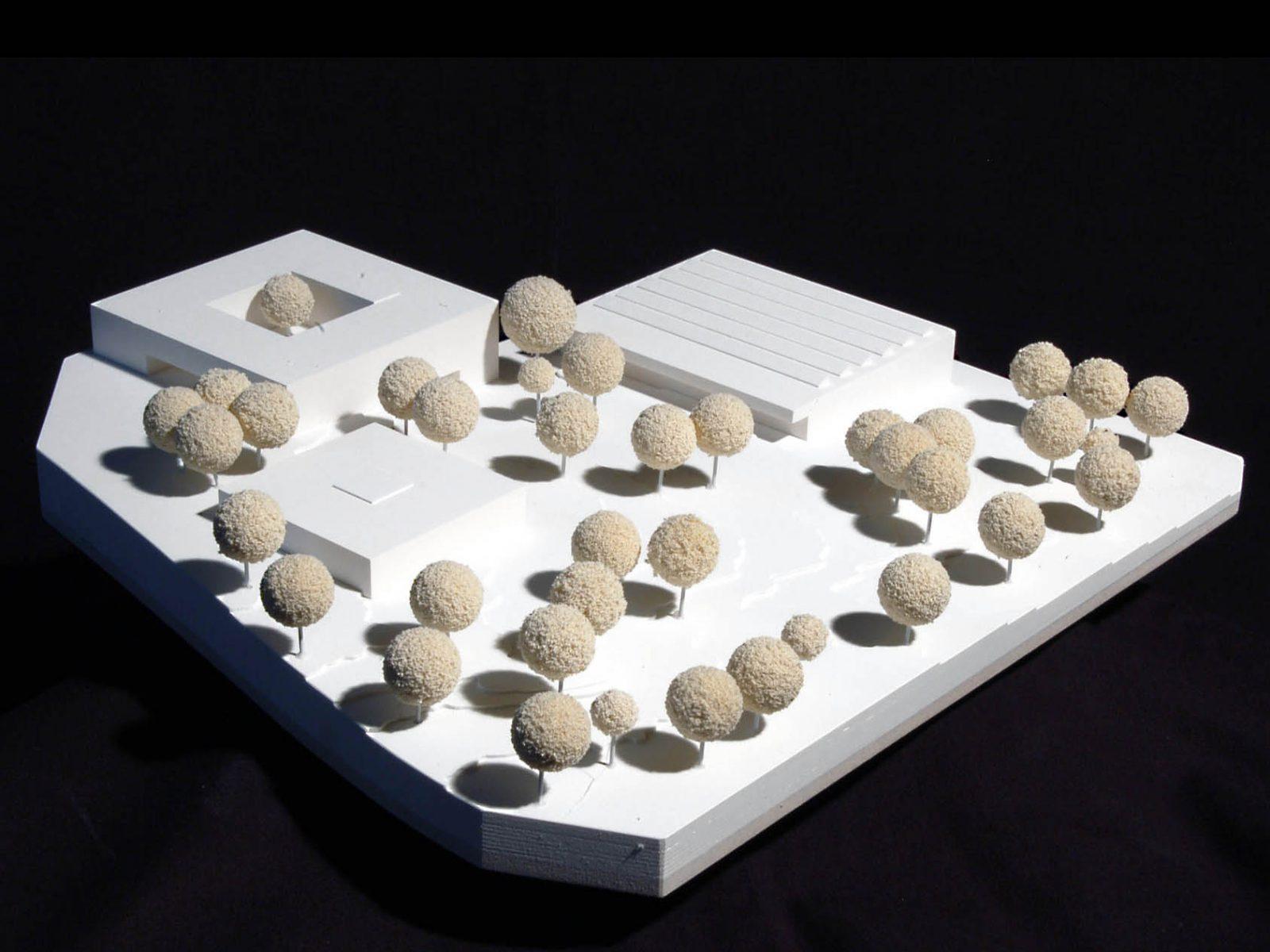 Modell-Wettbewerb-Grundschule Bad Soden-4.Preis-2011-© Friedrich-Poerschke-Zwink-Architekten