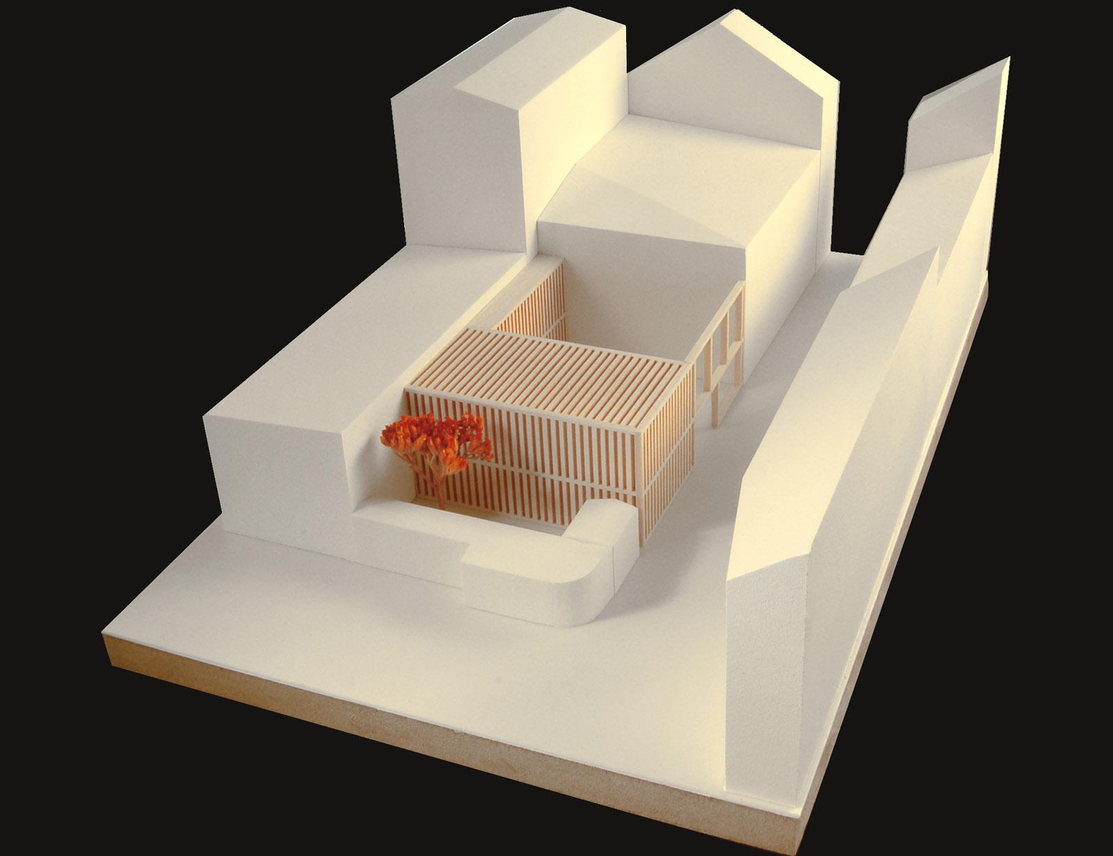 Modell-Wettbewerb-Werdenfels-Museum-Garmisch-Partenkirchen-3.Preis-2013-© Friedrich-Poerschke-Zwink-Architekten
