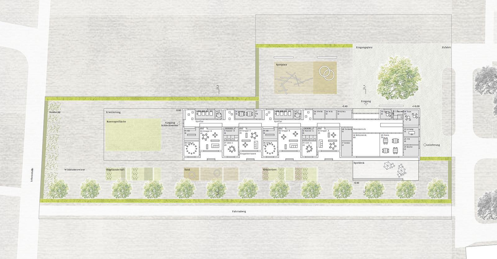 Wettbewerb-Hirrlingen-Friedrich-Poerschke-Zwink-Architekten_Grundriss EG