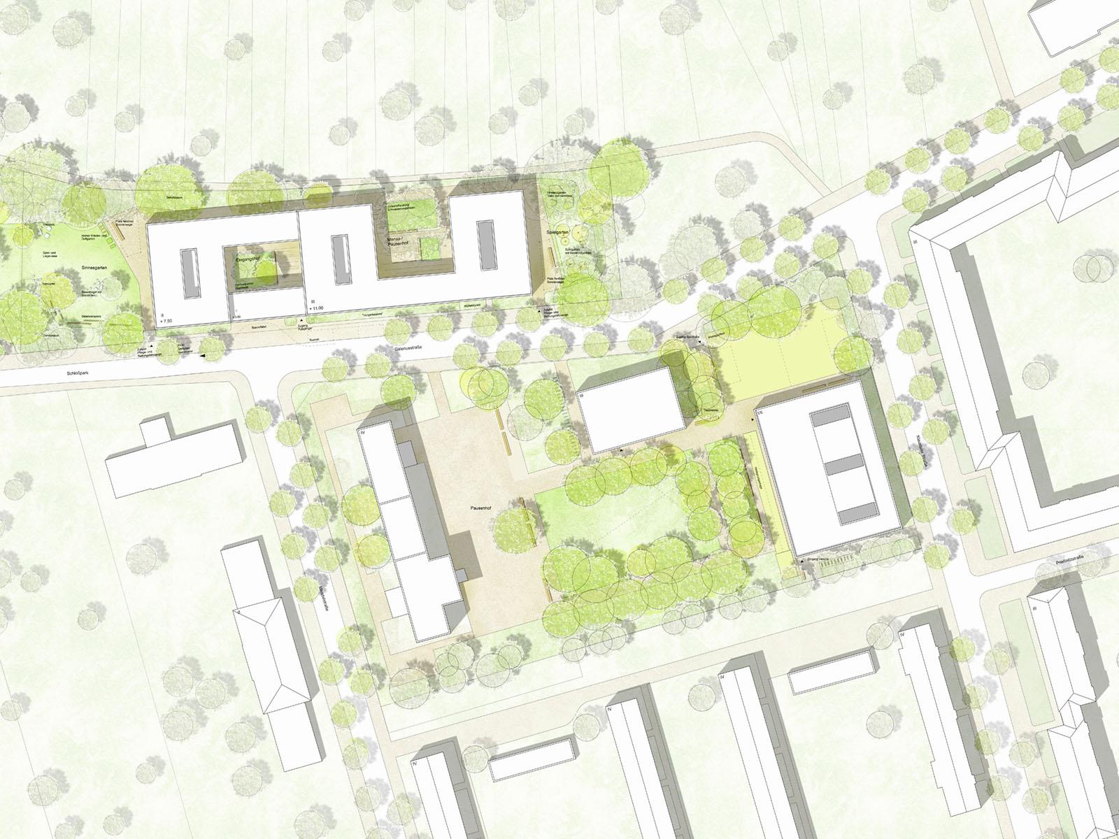 Wettbewerb-Panke-Schule-Berlin-Pankow-Anerkennung-Friedrich-Poerschke-Zwink-Architekten